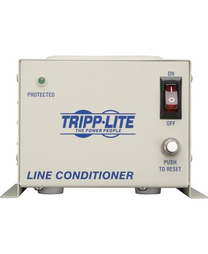 Tripp Lite 600W LINE CONDITIONER AVR 120V AC SURGE 4 OUT 5-15R 720 JOULES