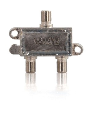 C2g - Av Line RF SPLITTER 2150MHZ 2-WAY