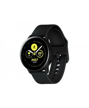 Samsung Galaxy Watch Active - black - smart watch with band - 4 GB