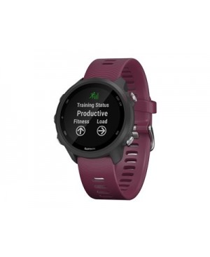 Garmin Forerunner 245 smart watch - berry