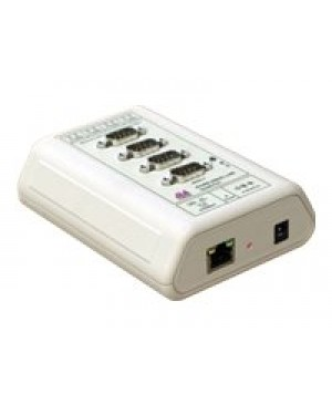 Lava Ether-Serial Link 4-232-DB9 - device server