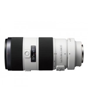 Sony SAL70200G2 - telephoto zoom lens - 70 mm - 200 mm