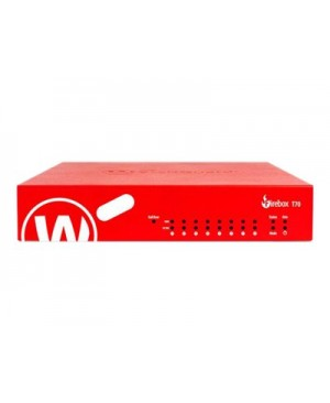 WatchGuard Firebox T70 - security appliance - with 3 years Security Suite