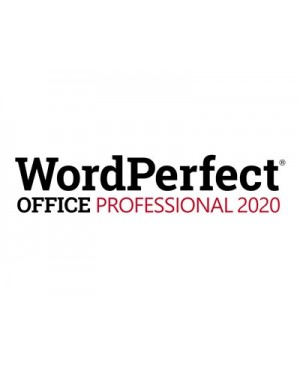 WordPerfect Office 2020 Professional - box pack - 1 user