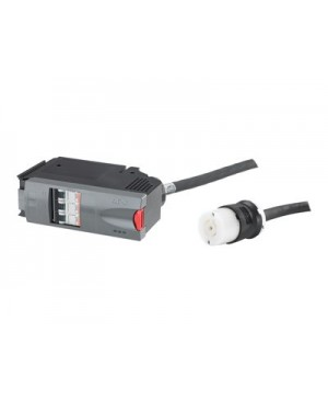 APC IT Power Distribution Module - Automatic circuit breaker (plug-in module) - AC 208 V - 3-phase - output connectors: 1 - for P/N: PDPM100F-M, PDPM100L6F-M, SY50K100F, SY60K100F, SY70K100F, SY80K100F, SY90K100F