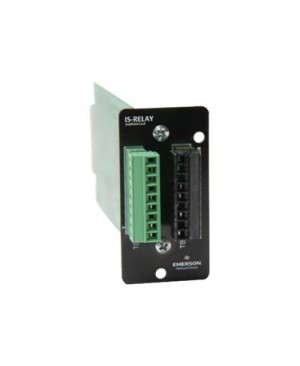 Liebert Intellislot Relay Card - remote management adapter