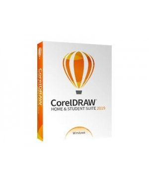 CorelDRAW Home & Student Suite 2019 - box pack - 1 license