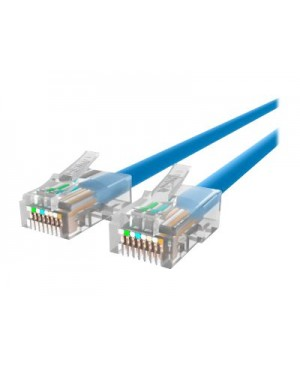Belkin patch cable - 8 ft - blue - B2B