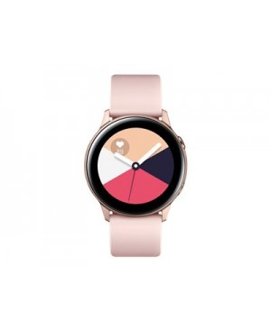 Samsung Galaxy Watch Active - rose gold - smart watch with band - 4 GB