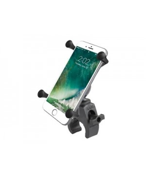 RAM X-Grip Large Phone Mount with Low Profile RAM Tough-Claw Base - Holder
