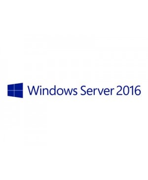 Microsoft Windows Server 2016 Remote Desktop Services - license - 5 users - with Customer Kit