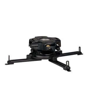 Peerless PRG Precision Gear Projector Mount with Spider Universal Adapter PRG-UNV - mounting component (Tilt & Swivel)