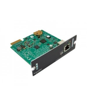 APC Network Management Card 3 with PowerChute Network Shutdown - remote management adapter