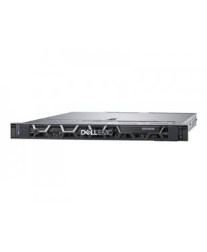"""Dell EMC PowerEdge R440 - Server - rack-mountable - 1U - 2-way - 1 x Xeon Silver 4208 / 2.1 GHz - RAM 16 GB - SAS - hot-swap 2.5"""" - SSD 480 GB - G200eR2 - GigE - no OS - monitor: none - BTP - Dell Smart Value - with 3 Years Basic Hardware Warranty Repair,"""
