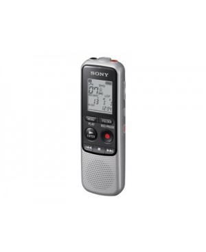 Sony ICD-BX140 - Voice recorder - 4 GB