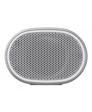 Sony SRS-XB01 - Speaker - for portable use - wireless - Bluetooth - white