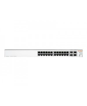 HPE Aruba Instant On 1930 24G 4SFP/SFP+ Switch - switch - 28 ports - managed - rack-mountable