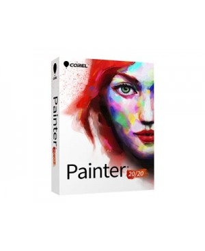 Corel Painter 2020 - box pack (upgrade) - 1 user