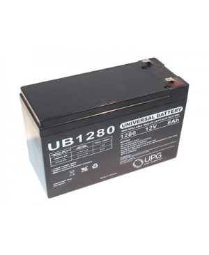 eReplacements UPG GT12080-HG, Unison UB1280, APC UB1280 - UPS battery - lead acid - 8 Ah