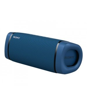 Sony SRS-XB33 - Speaker - for portable use - wireless - NFC, Bluetooth - App-controlled - blue