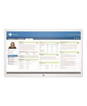 """HP HC271 Clinical Review Monitor - Healthcare - LED monitor - 27"""""""