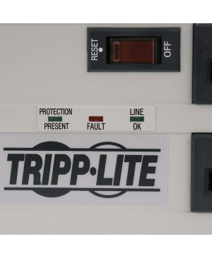 Tripp Lite Isobar Surge Protector Metal 8 Outlet 25' Cord 3840 Joules