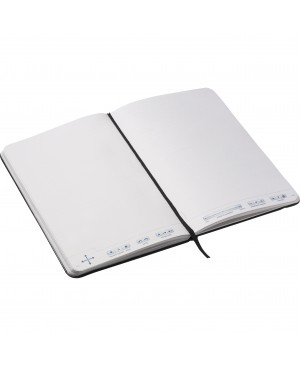 Livescribe Black Unlined Journal