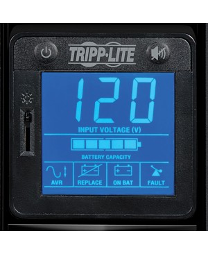 Tripp Lite UPS 700VA 420W Battery Back Up Tower LCD AVR 120V USB