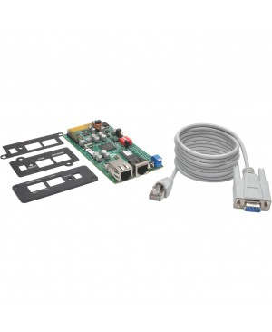 Tripp Lite UPS Web Management Accessory Card SNMP Remote Monitoring
