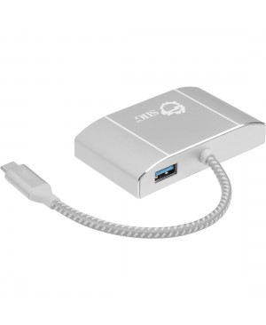 SIIG USB 3.1 Type-C LAN Hub with HDMI Adapter- 4K ready