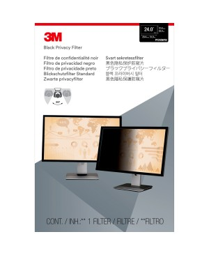 """3M™ Privacy Filter for 24"""" Widescreen Monitor (16:10)"""