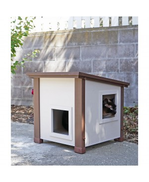 New Age Pet Cat House