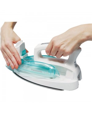 Panasonic Cordless Steam/Dry Iron with Curved Stainless Steel Soleplate NI-L70SRW