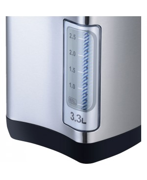 Brentwood 3.3-Liter Electric Hot Water Dispenser, Stainless Steel