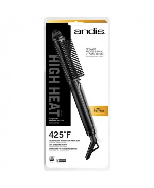 Andis High Heat Styling Brush - Black