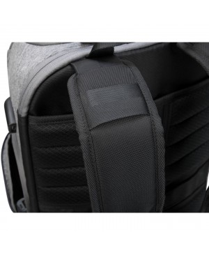 """Targus CityLite Pro TSB939GL Carrying Case (Backpack) for 16"""" Notebook - Gray"""