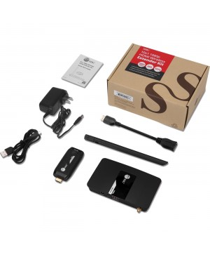 SIIG 10x1 1080p Wireless HDMI Extender Kit