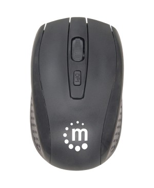 Manhattan Wireless Keyboard and Optical Mouse Set