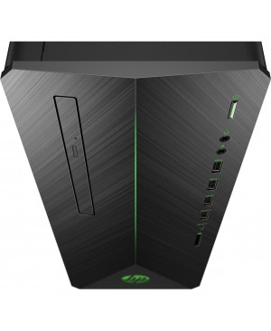 HP Pavilion Gaming 790-0000 790-0045se Gaming Desktop Computer - Core i5 i5-8400 - 16 GB RAM - 16 GB Optane Memory - 1 TB HDD - Shadow Black - Refurbished