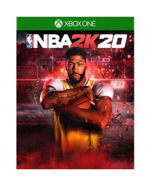 Microsoft Xbox One S NBA 2K20 Bundle (1TB)