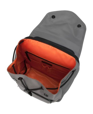 "Targus Newport TSB96404GL Carrying Case (Backpack) for 15"" Notebook - Gray"