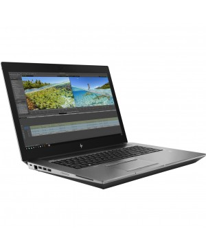 """HP ZBook 17 G6 17.3"""" Mobile Workstation - 1920 x 1080 - Intel Core i7 (9th Gen) i7-9750H Hexa-core (6 Core) 2.60 GHz - 8 GB RAM - 1 TB HDD"""