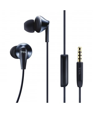 TCL Midnight Blue In-Ear Headphones with Mic - ELIT300BL