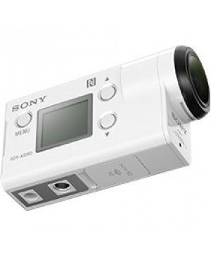 Sony HDR-AS300R Digital Camcorder - Exmor R CMOS - Full HD - White