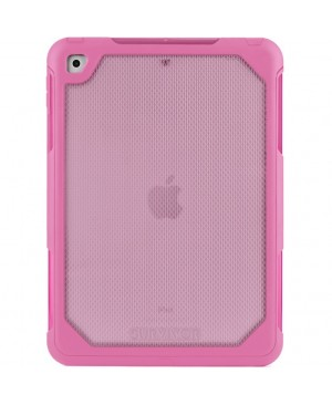 """Griffin Survivor Extreme Carrying Case (Holster) for 9.7"""" iPad (2017) - Pink Tint"""