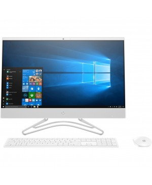 """HP 24-f0000 24-f0032ds All-in-One Computer - A-Series A9-9425 - 8 GB RAM - 1 TB HDD - 23.8"""" 1920 x 1080 Touchscreen Display - Desktop - Refurbished"""