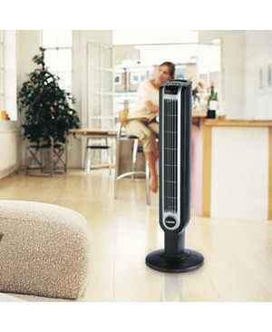 Lasko 2511 Tower Fan with Remote Control