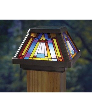 Coleman Cable Solar Lamp