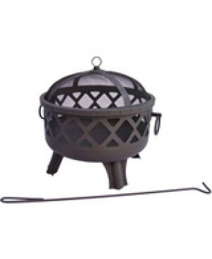 Landmann 26384 Garden Lights Sarasota Wood Fireplace
