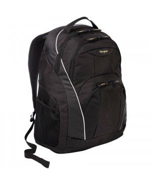 "Targus TSB194US Carrying Case (Backpack) for 16"" Notebook - Black, Gray"